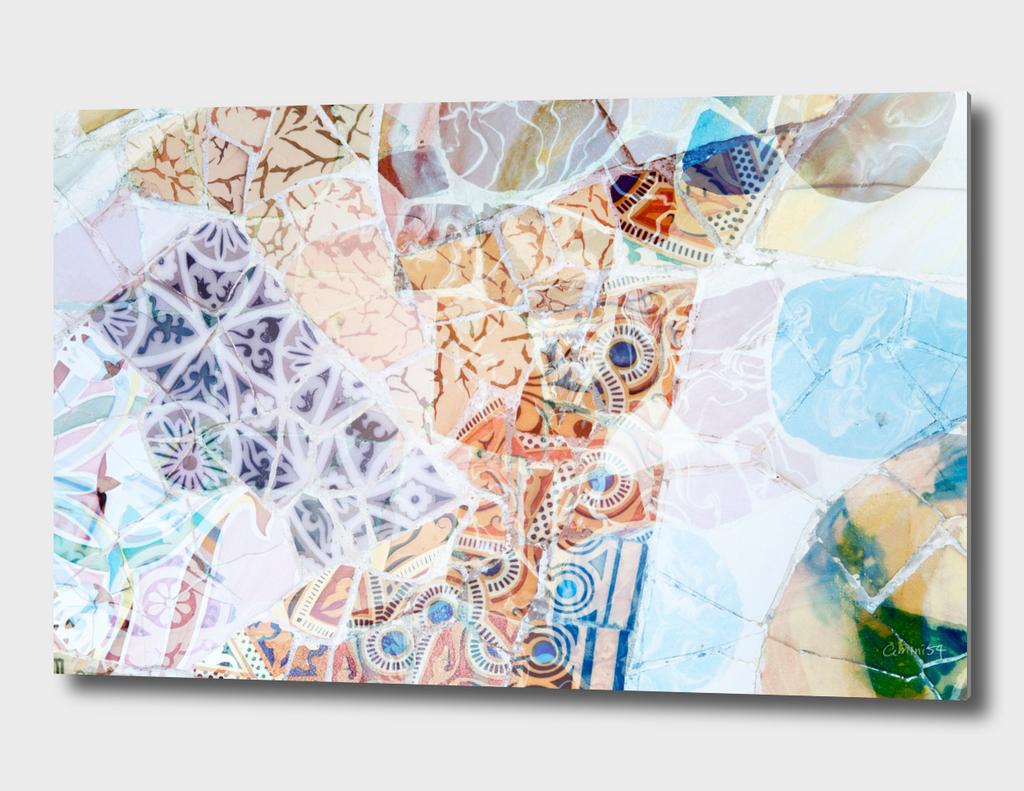 Mosaic of Barcelona IX