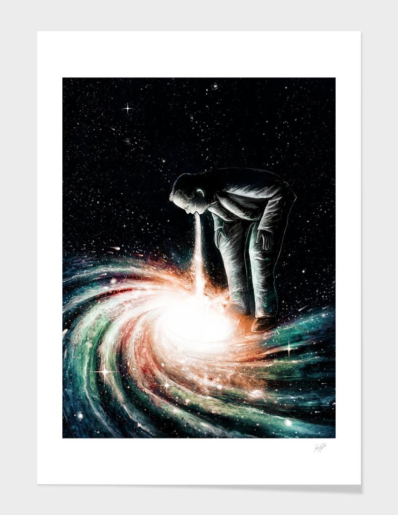 Cosmic Vomit