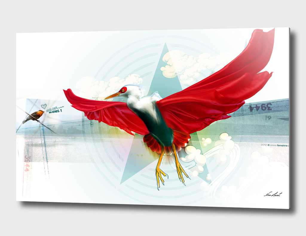 Heron Mon Heros