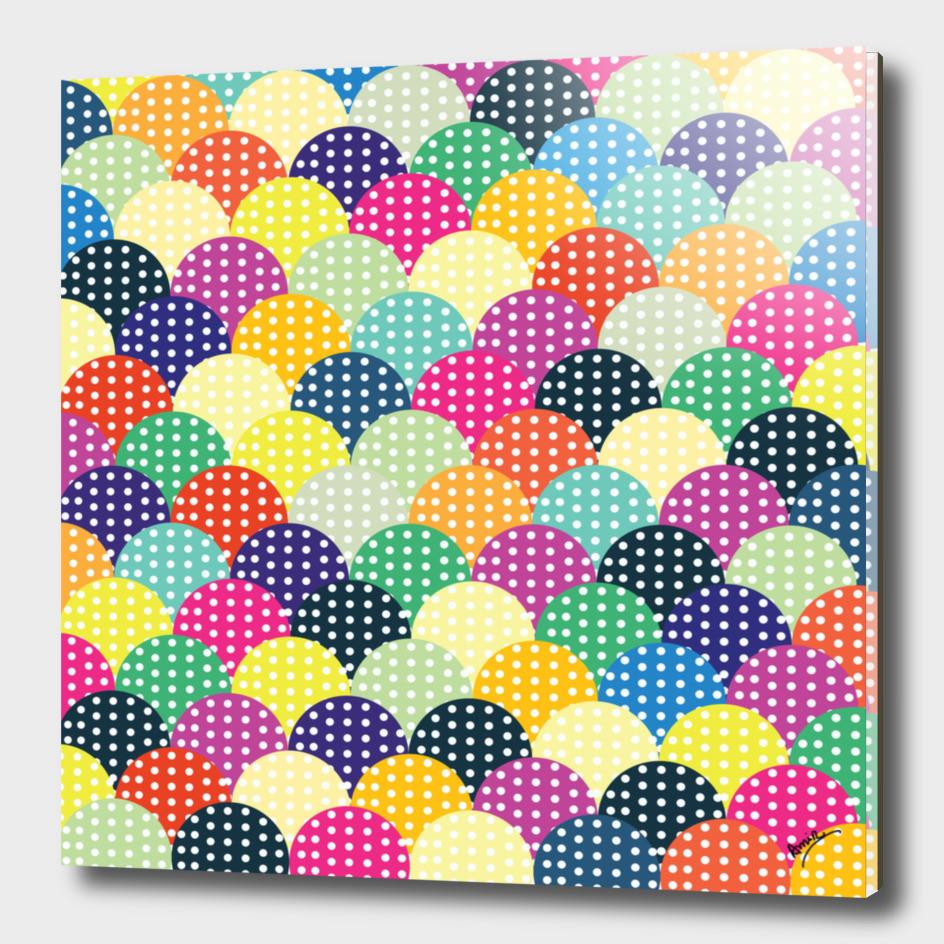 Colorful Circles III