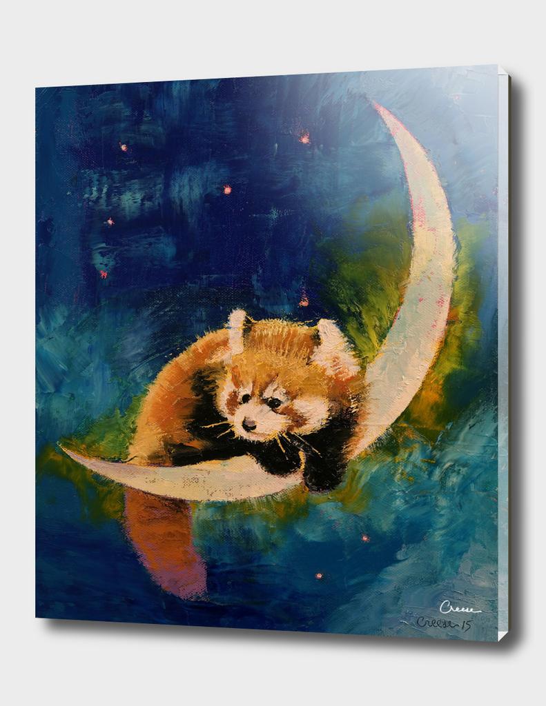 Red Panda Moon