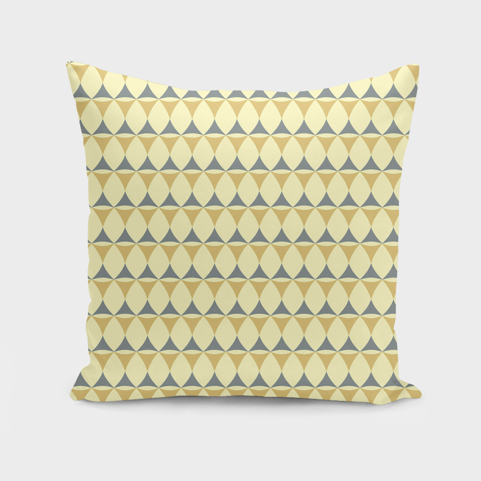 Yellow _ Grey Seamless Pattern