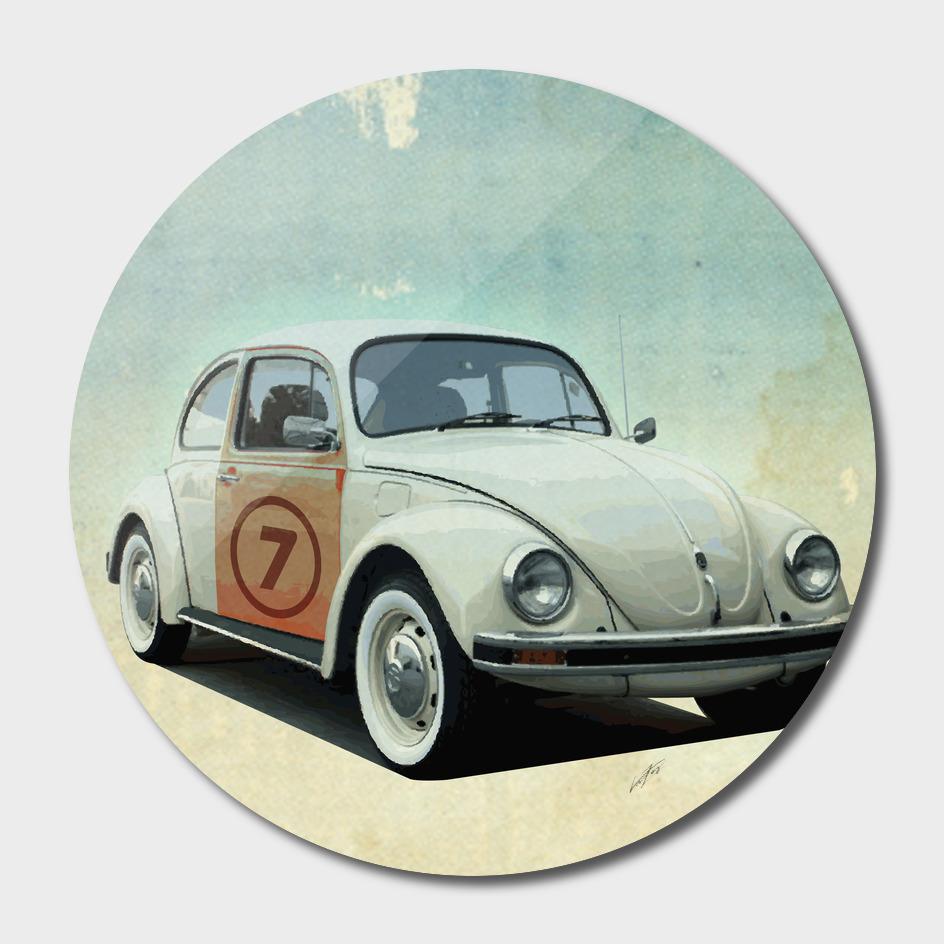 VW Beetle number 7