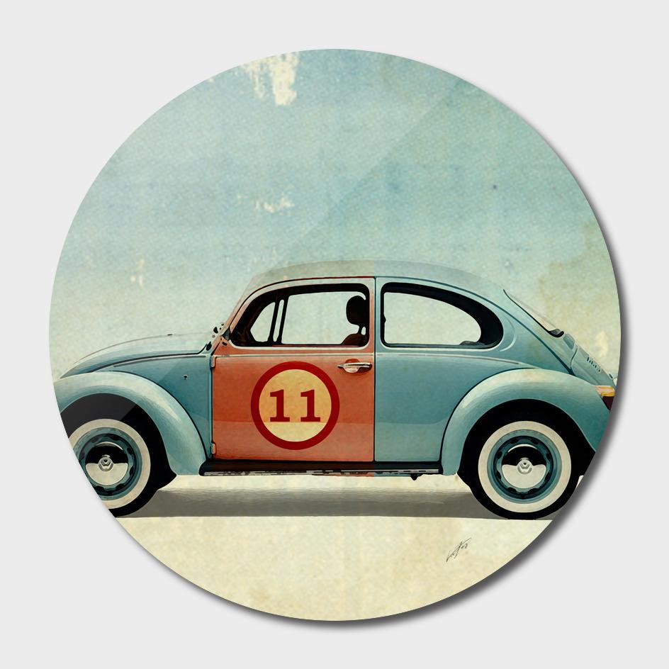 VW Beetle number 11