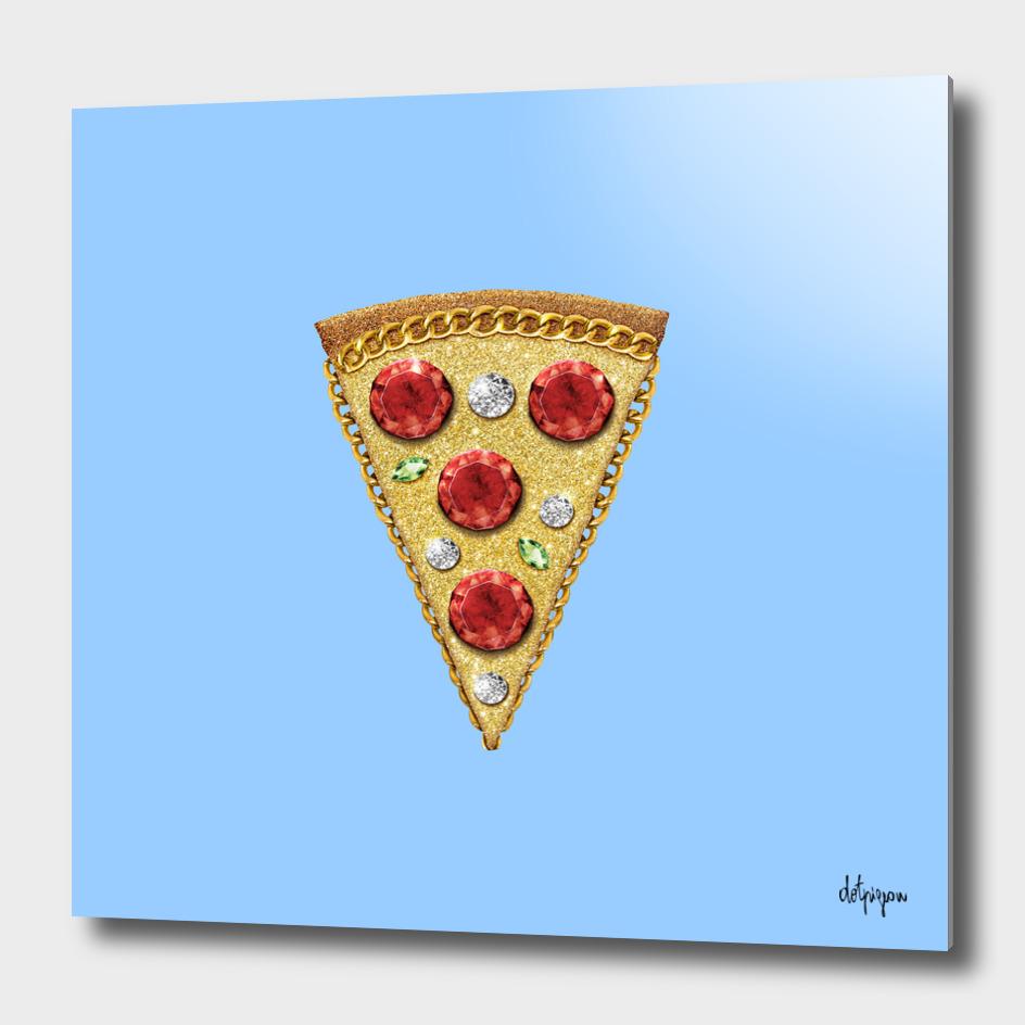 Glitter Pizza