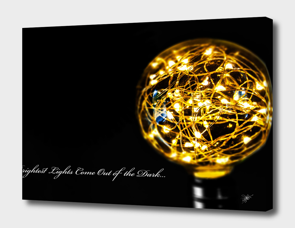 Edison Bulb - Lighs shine the brightest