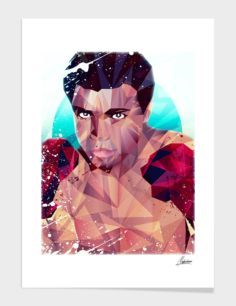 Courageous Ali