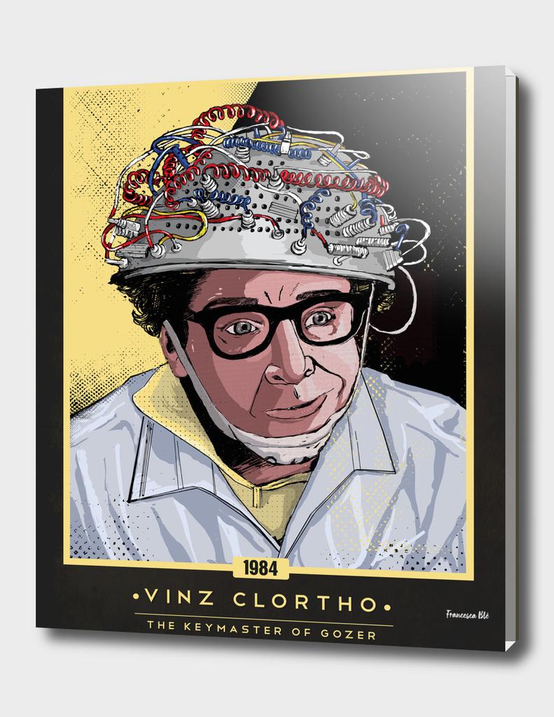Vinz Clortho The Keymaster of Gozer