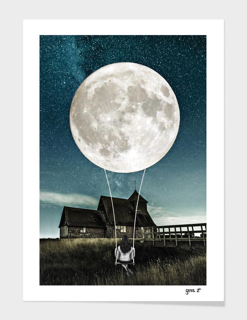 Moon Swing by GEN Z