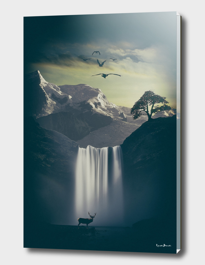 Mountains Fantasy