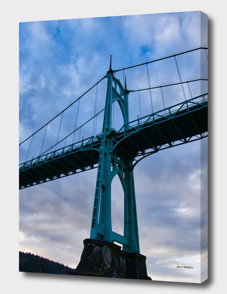 St Johns Bridge, Gothic Tower