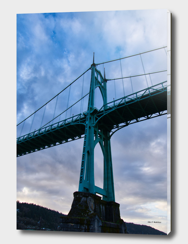 St Johns Bridge, Gothic Tower