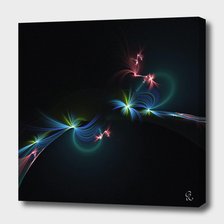 Fey Lights Fractal in Aurora 01
