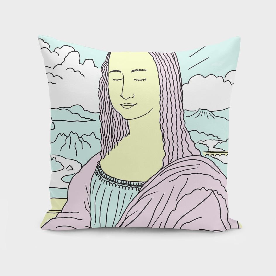 Mona Lisa Pop