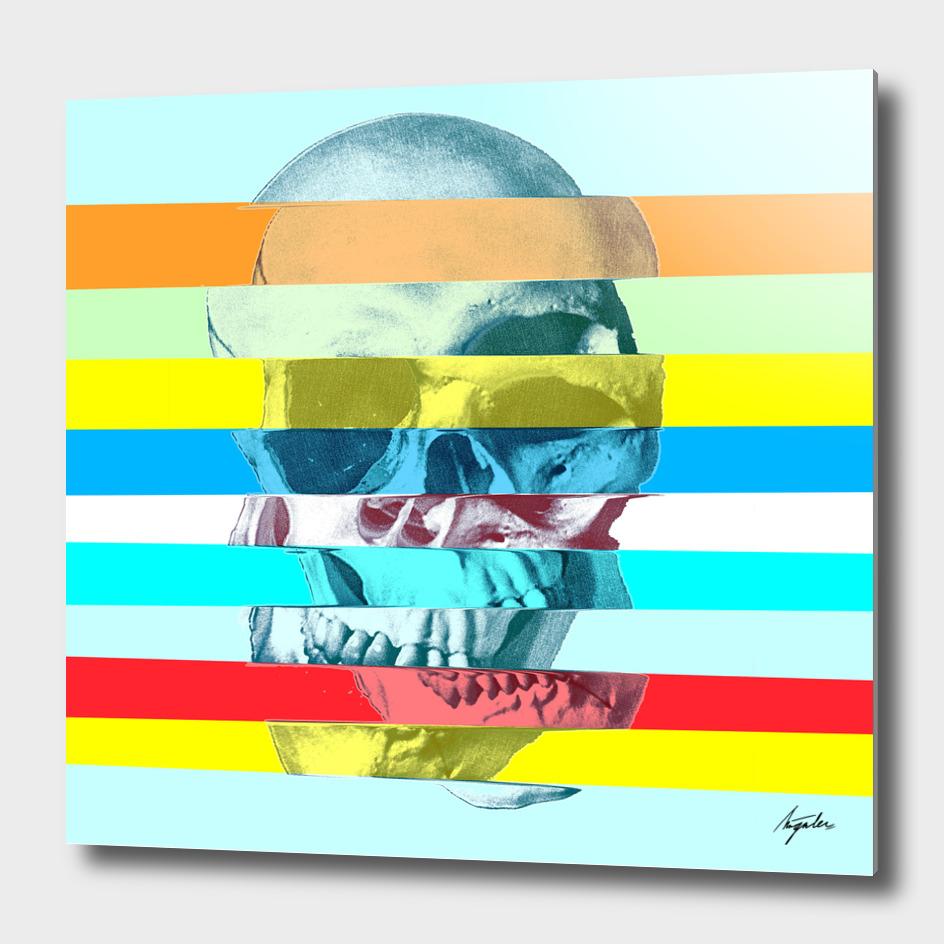 Glitch Skull