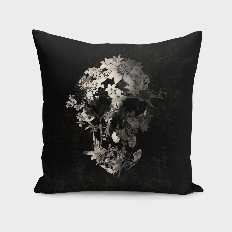Spring Skull