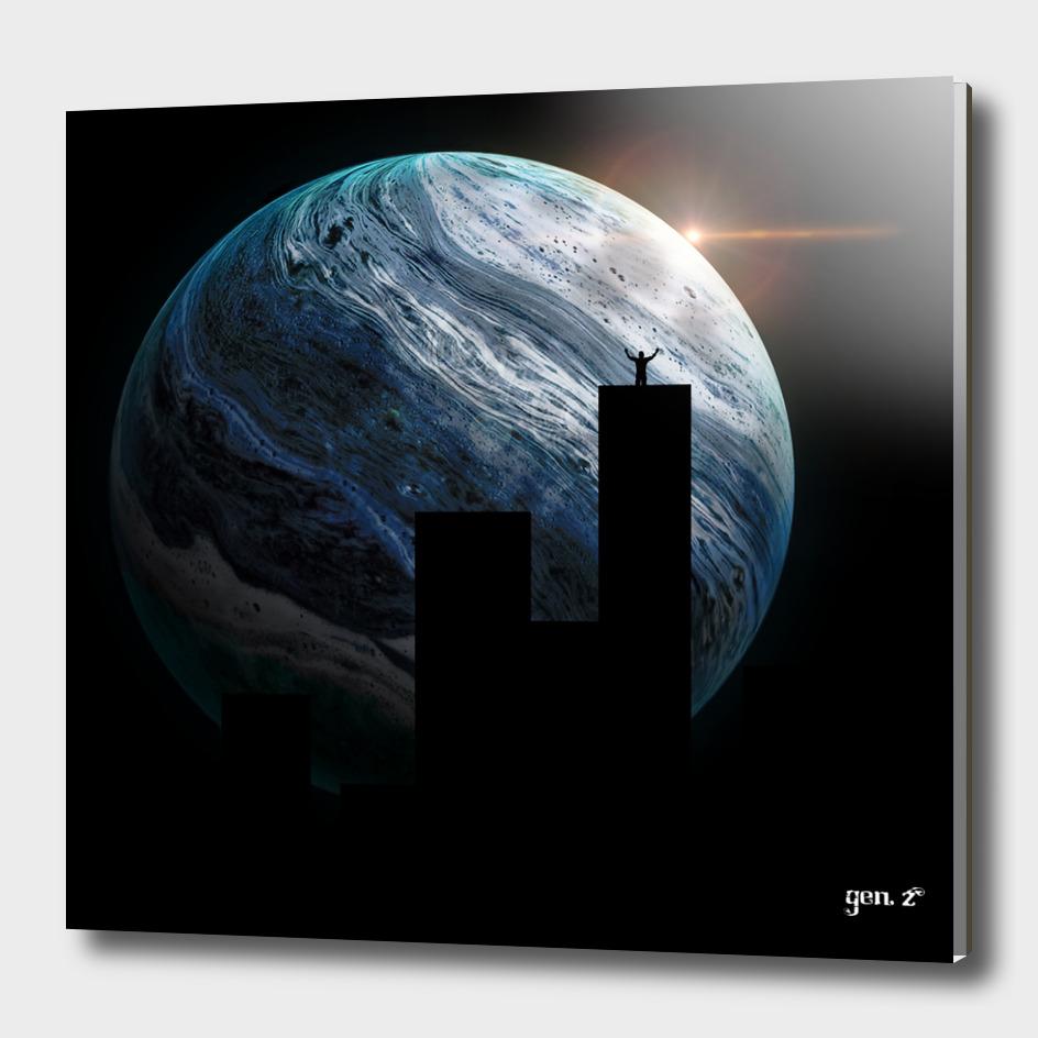 King of Buildings by GEN Z