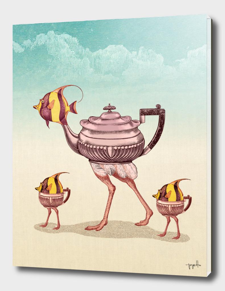 The Teapostrish Family