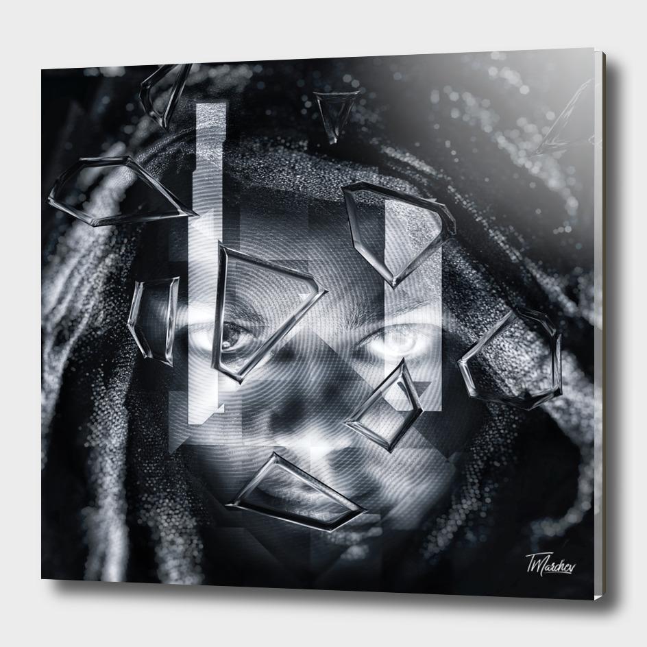 Artistic CIV - Dark wwWeb II