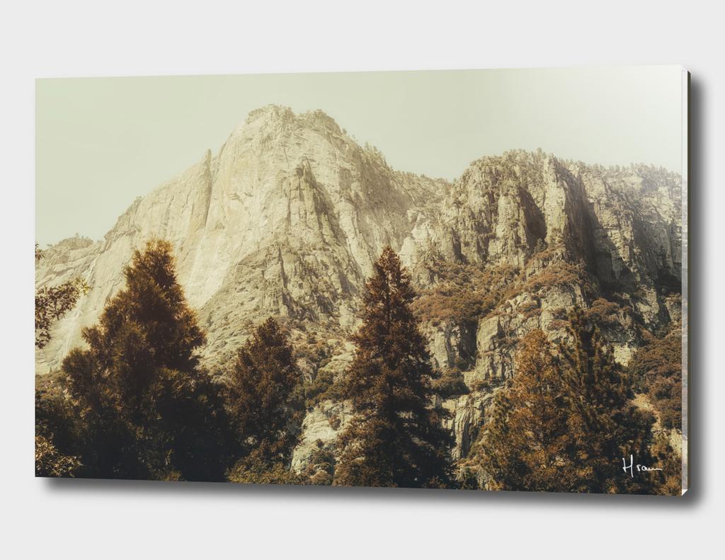 Mountains so high