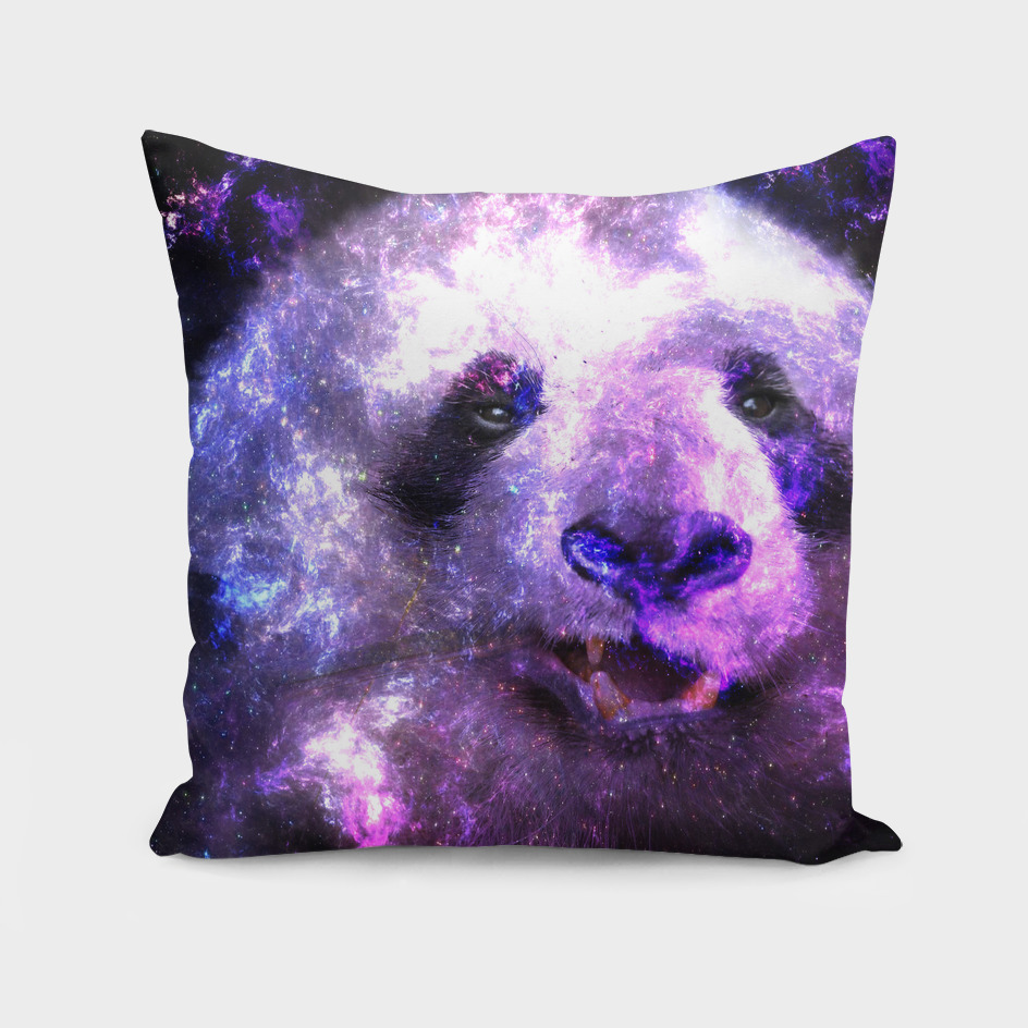 Cute Galaxy Panda Bear