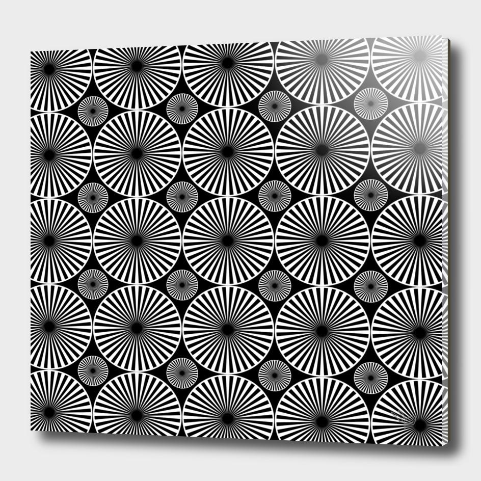 Pinwheels White