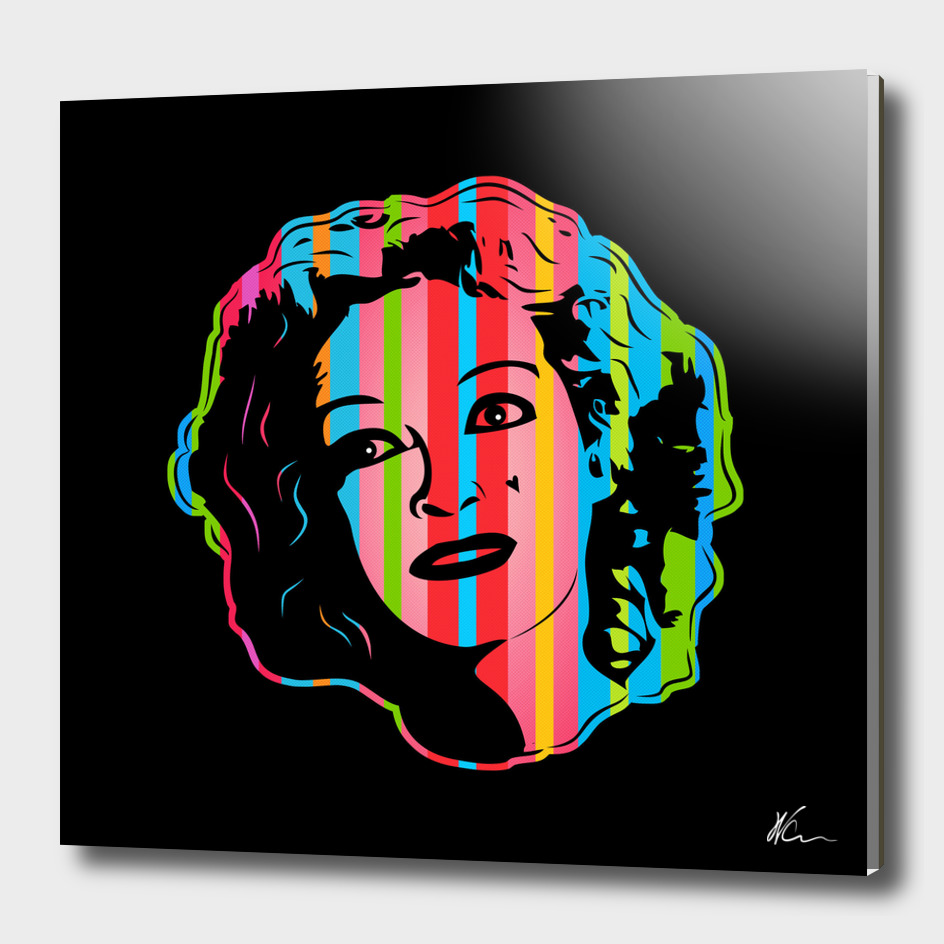 Baby Jane | Dark | Pop Art