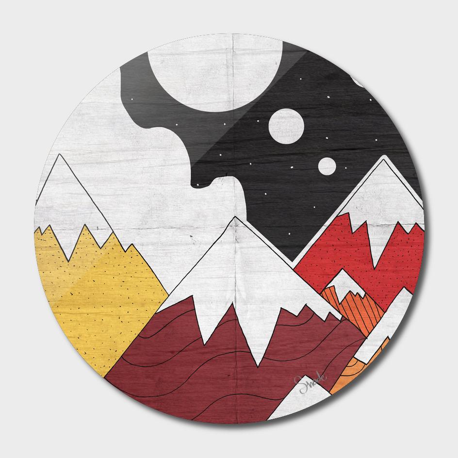 Three Moon Mounts