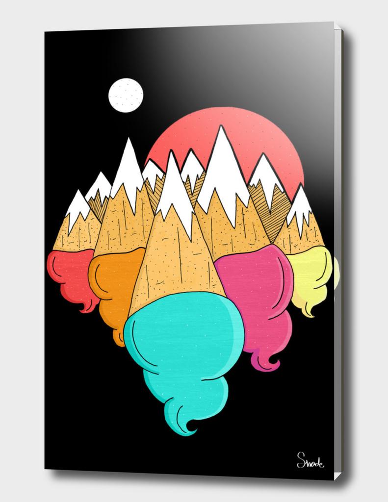 Ice Cream Mounts