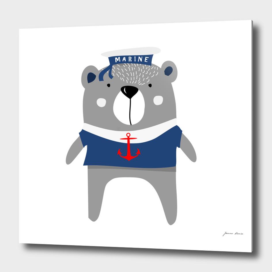 Marine bear