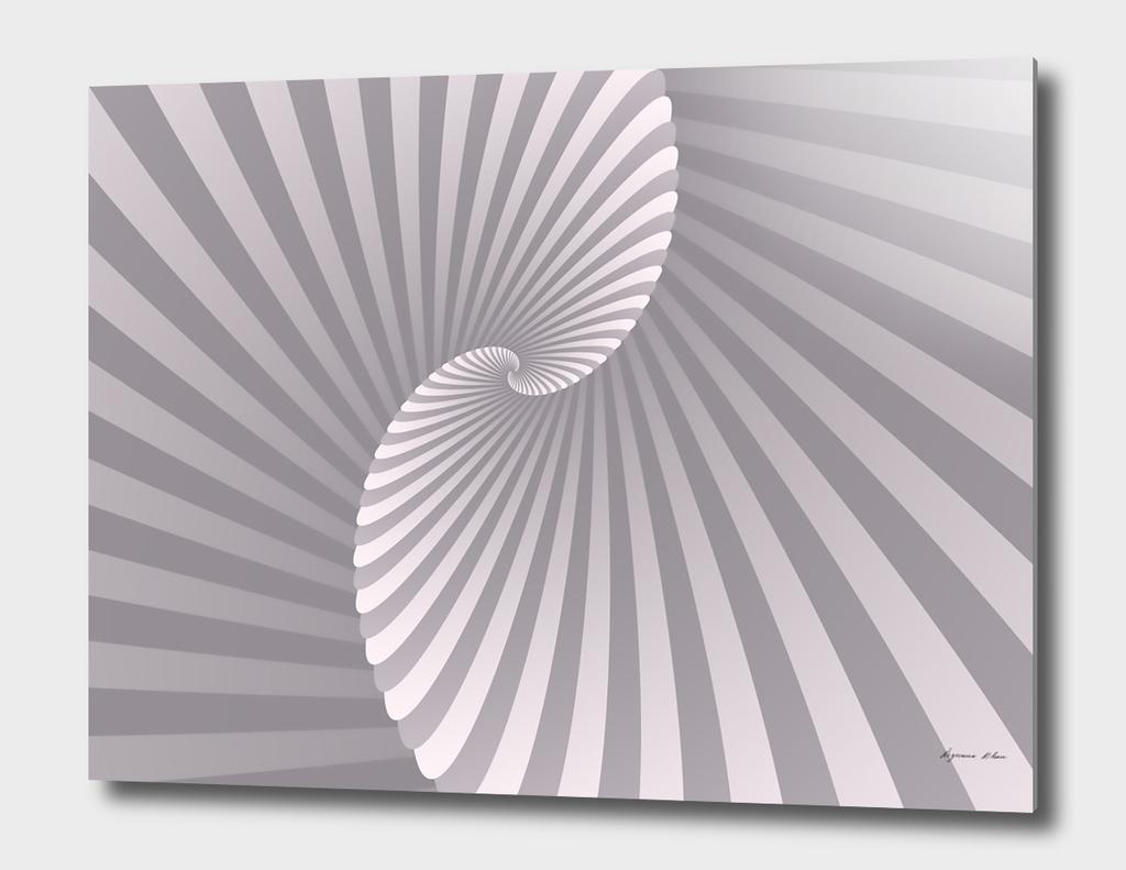 Retro Swirly