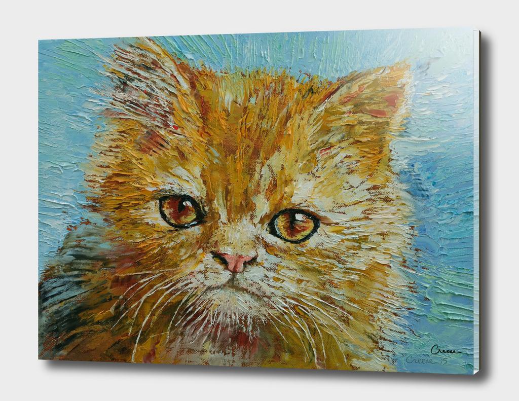 Van Gogh the Kitten