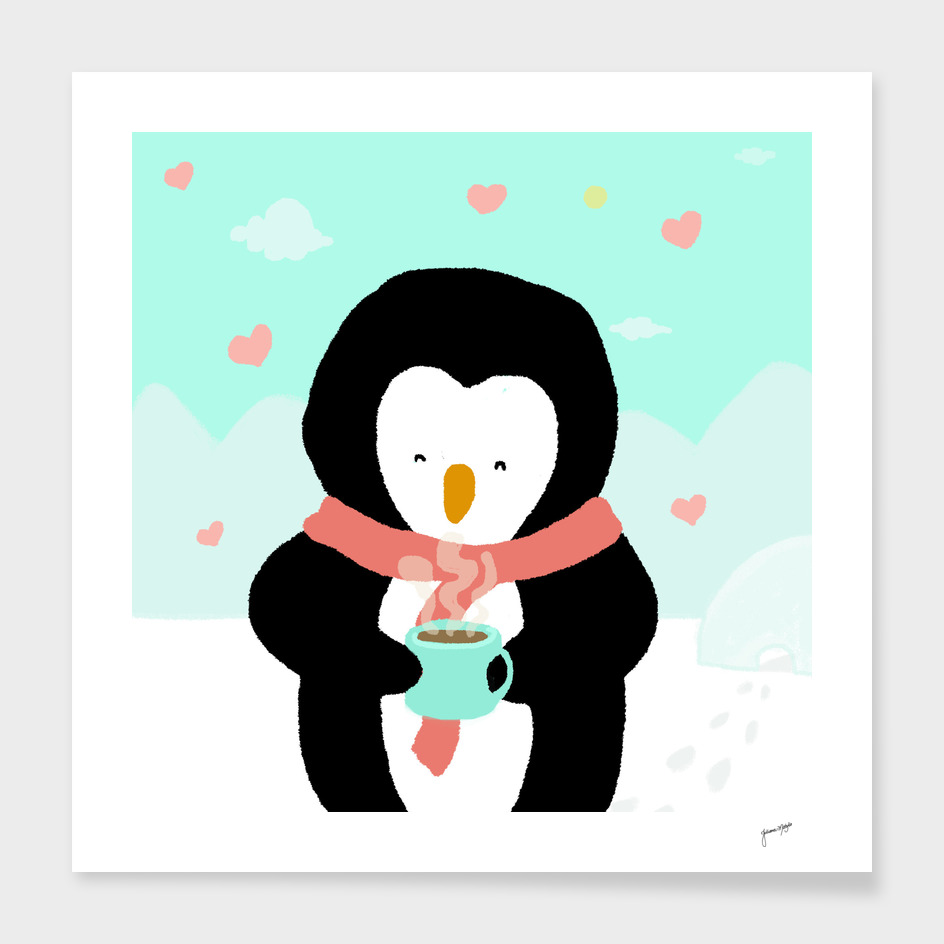 Lovely Penguin