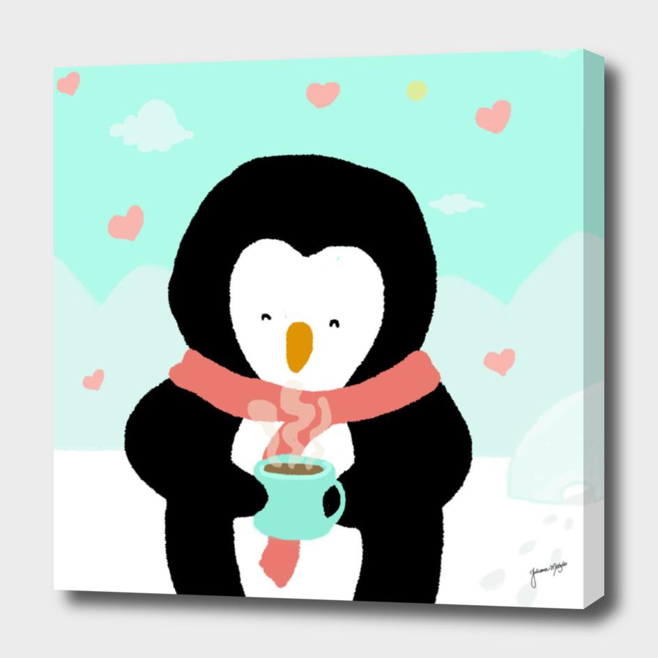 Lovely Penguin