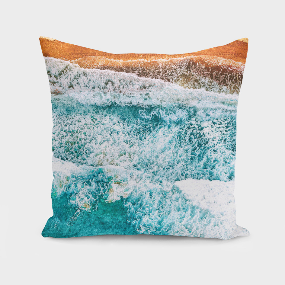 Tropical VI - Beach Waves II