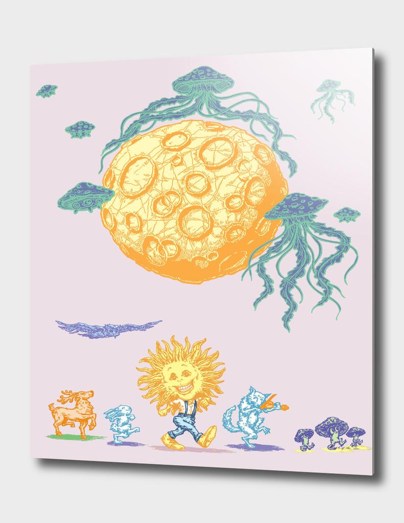Sun's Parade