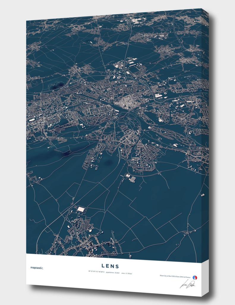 Lens - City Map