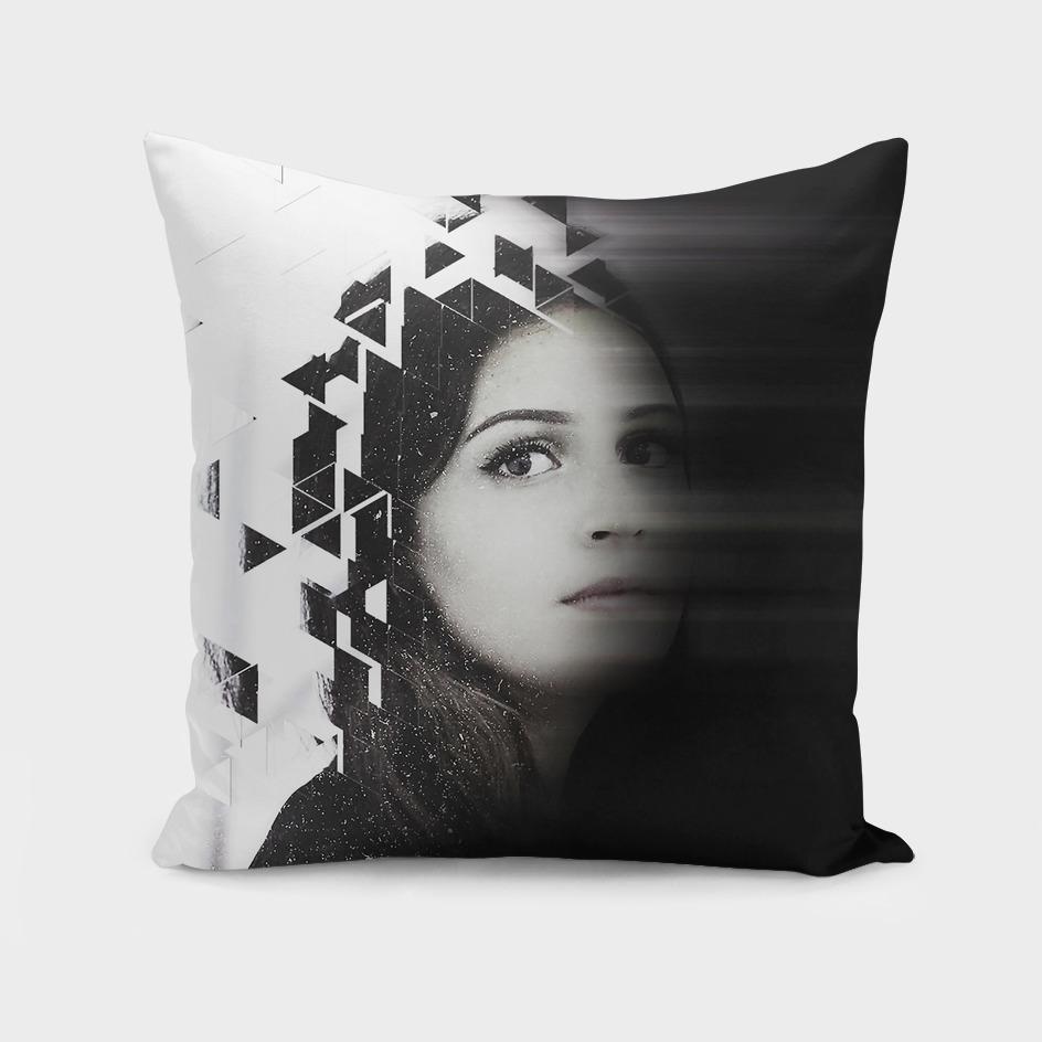 Split second - Black and White Portrait