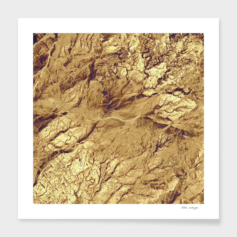 Gold Terrain