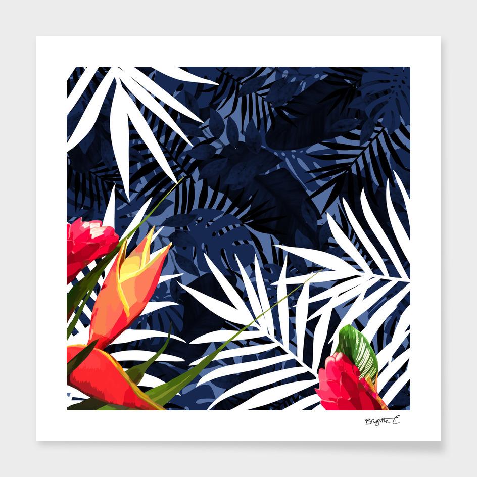 Bold Tropical Paradise Design