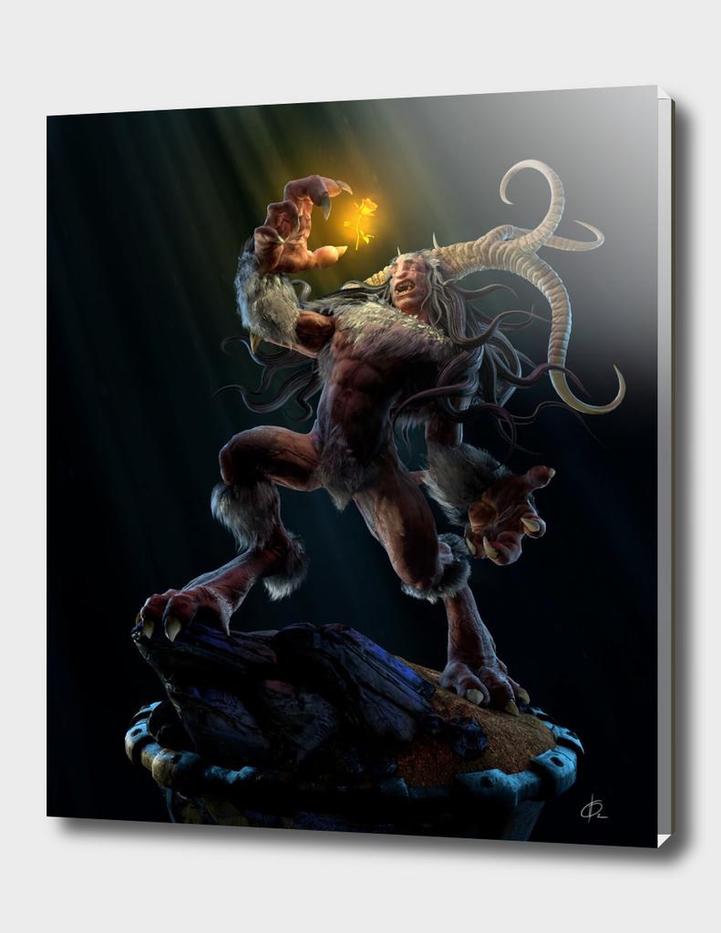 Mergon - The Beast