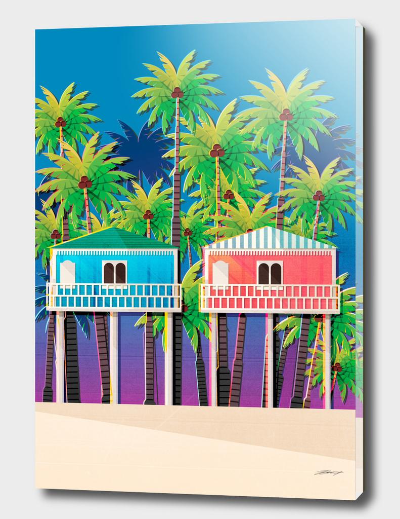 Palolem Beach Huts