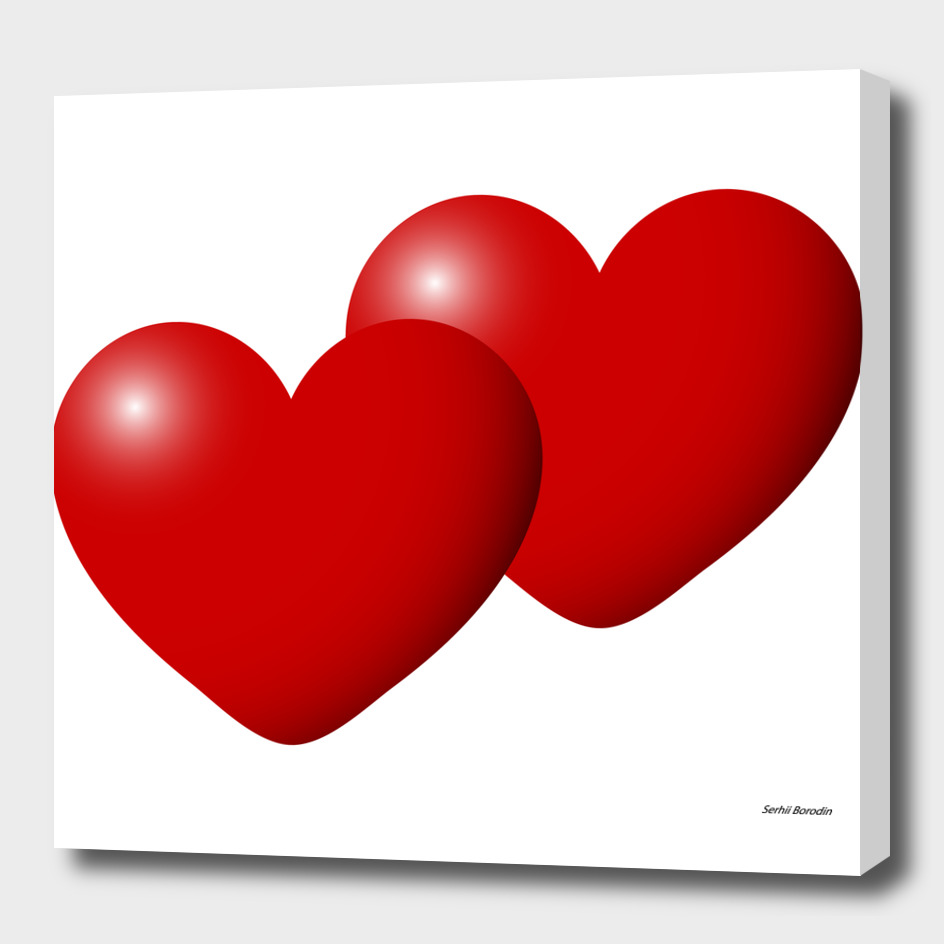 Two heart