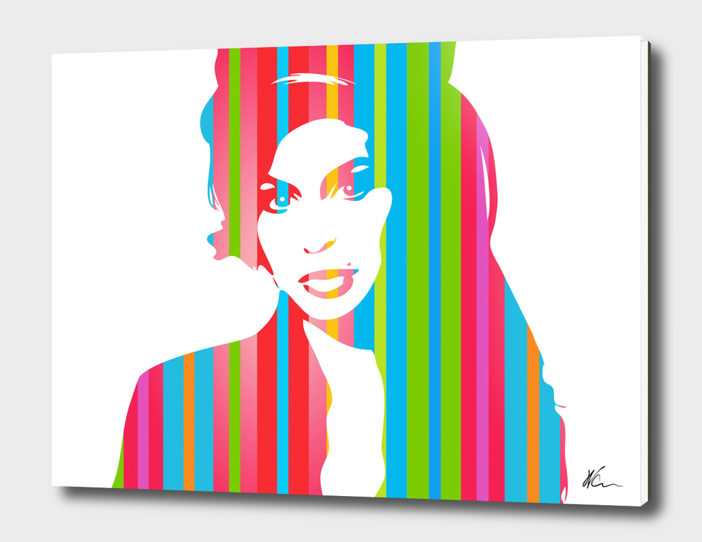 Amy Winehouse | Pop Art