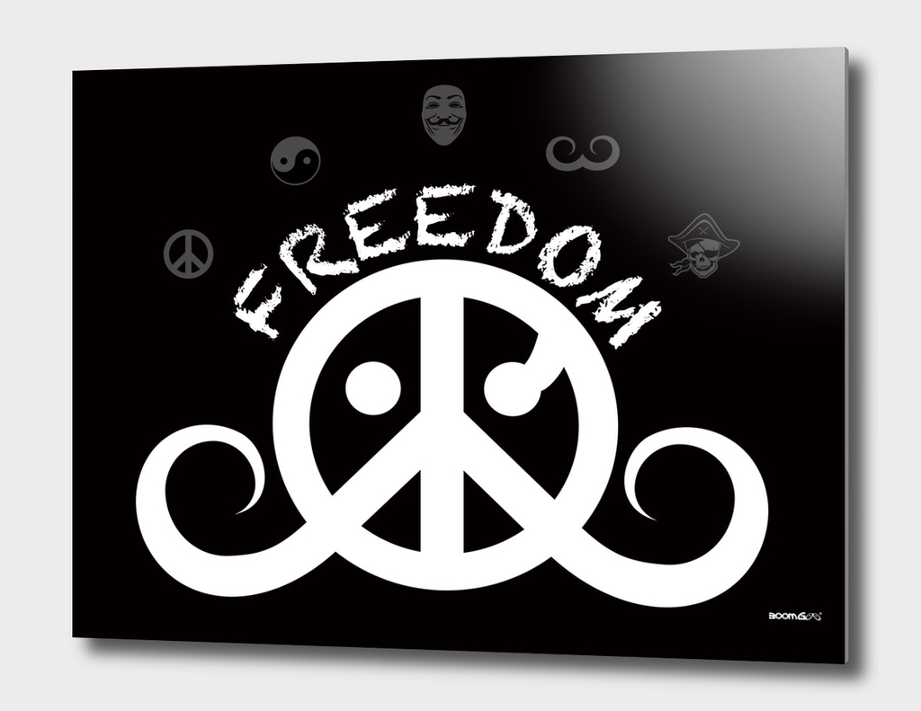 freedom 2o (white/black)