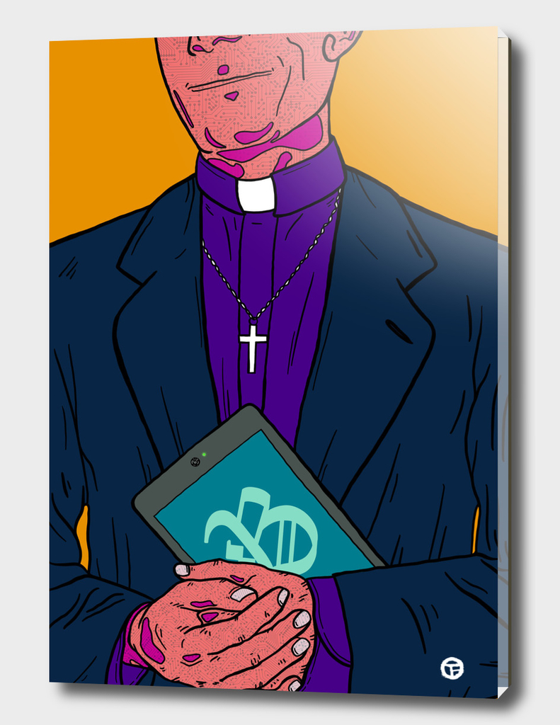 Mobible Priest