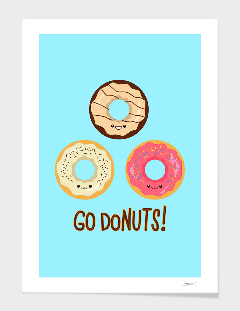 Go doNUTS!