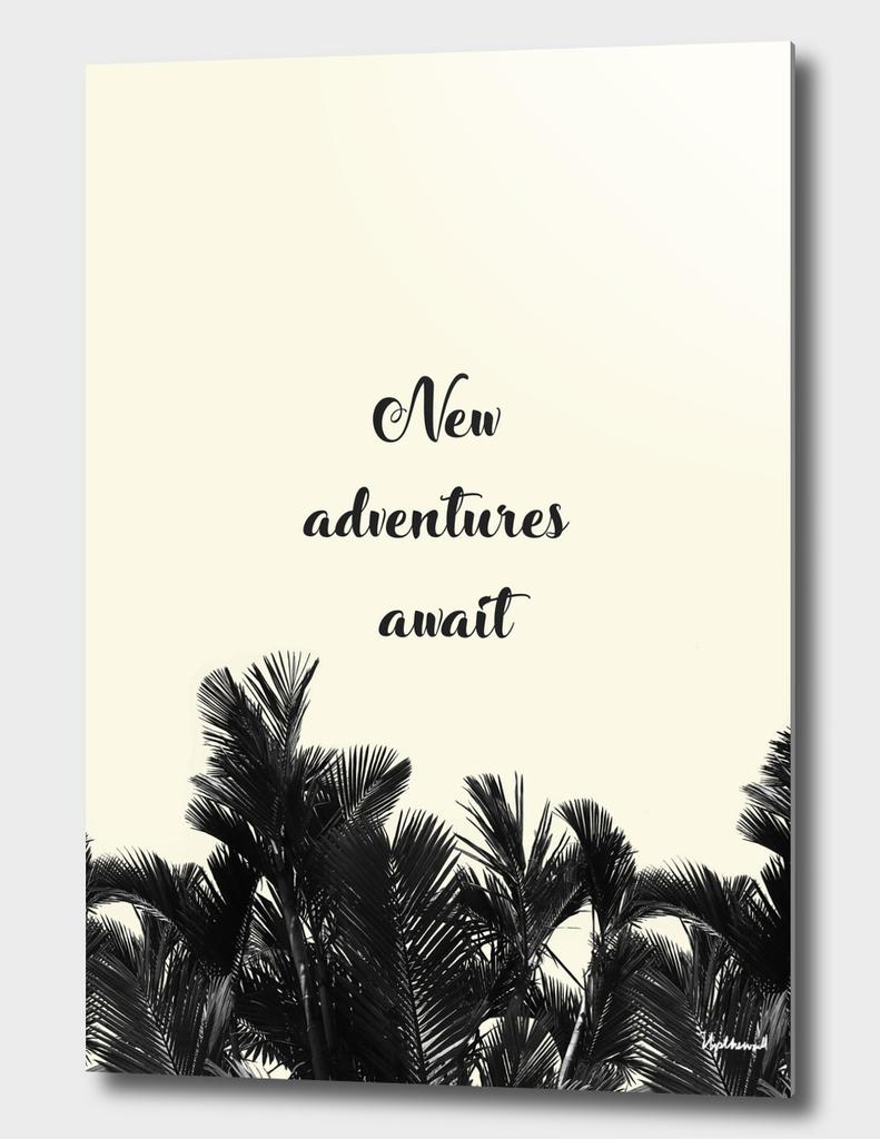 New Adventures Await