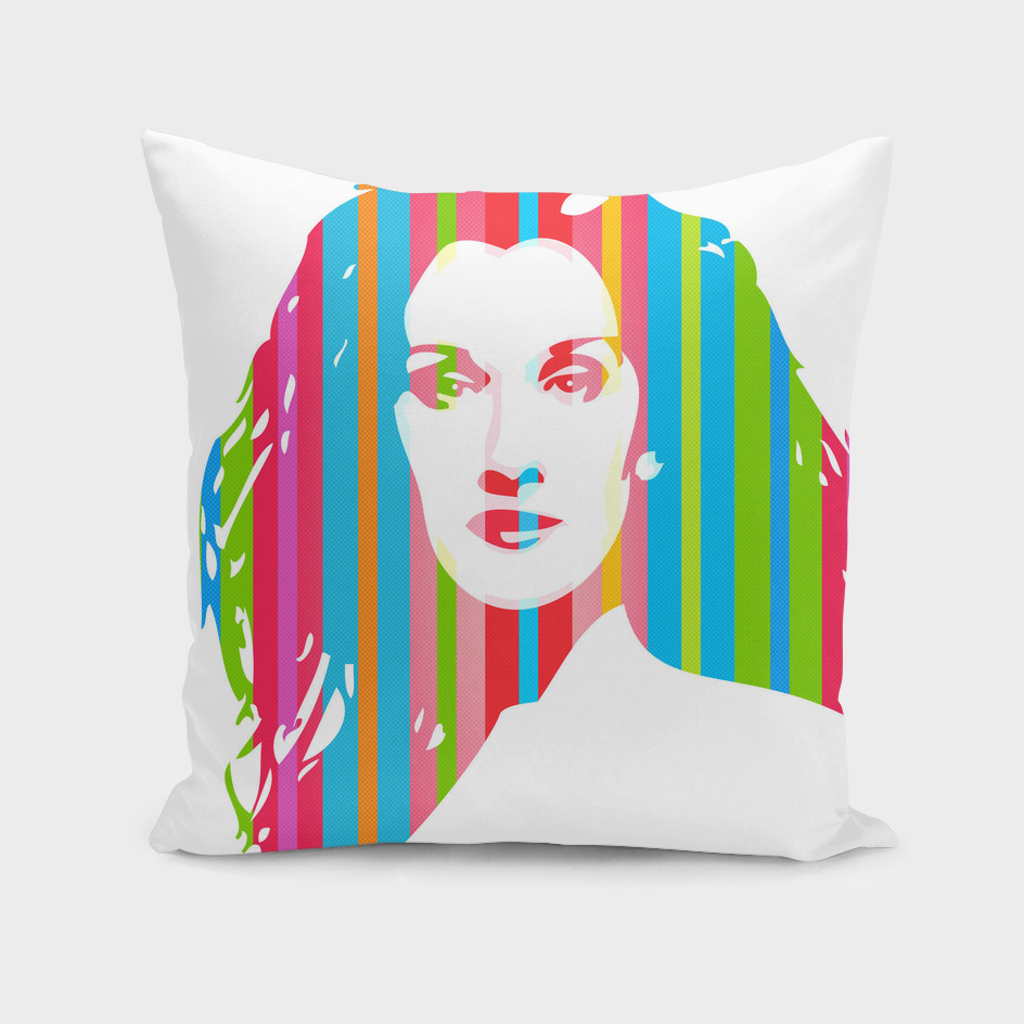Celine Dion | Pop Art