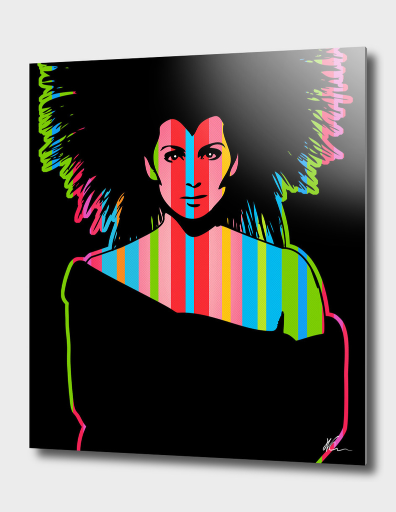 Cher | Dark | Pop Art